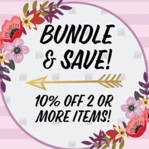 Other - 🌸🌺Bundle and save!! 🌺🌸